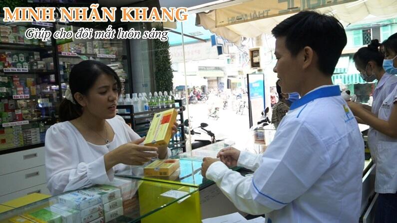 Nhà thuốc Thái Minh đông khách là nhờ cái tâm và luôn chọn đúng sản phẩm chất lượng
